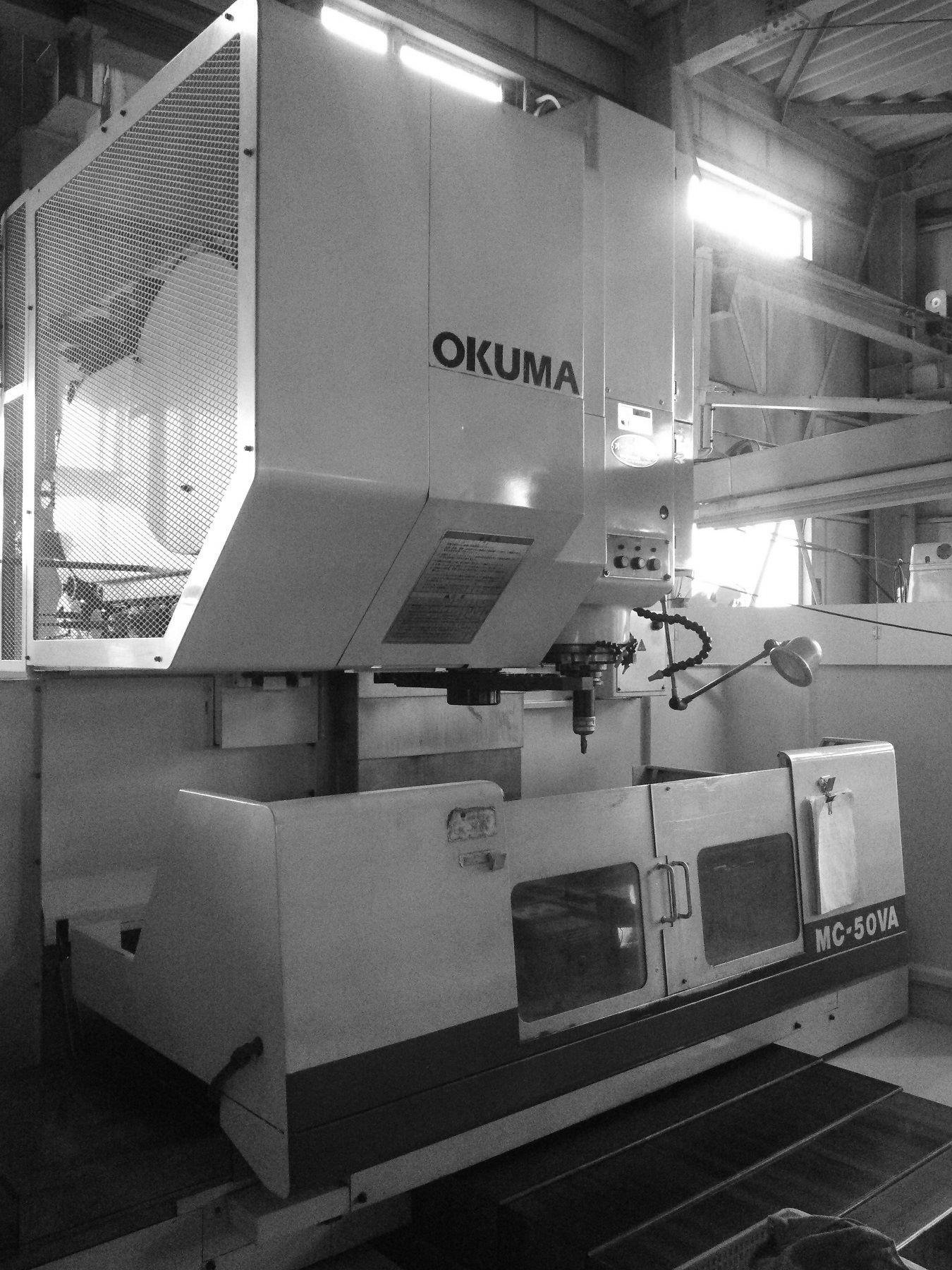 オークマ 5番 マシニング MC 浜松東区 治具 設計製作 機械加工 専用機 金属切削 加工組立 フライス 旋盤 ワイヤーカット